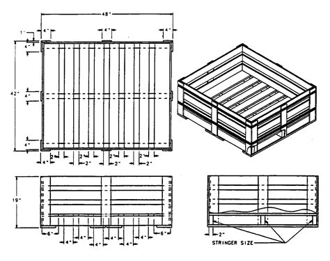 box  wooden pallet railcisorg