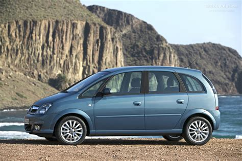 opel meriva 2006 opel meriva 2005 2006 2007 2008 2009 autoevolution