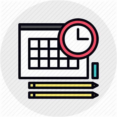 Schedule Timetable Classes Icon Icons Calendar Psr