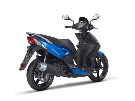 Kymco Image by Kymco Agility City 125 All Technical Data Of The Model