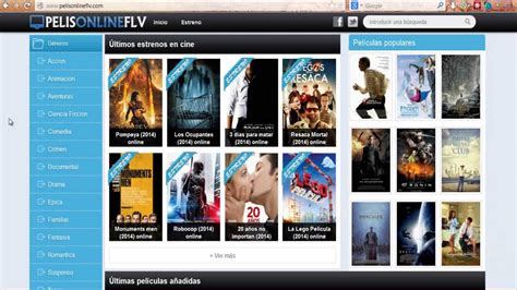 peliculas gratis en español latino youtube