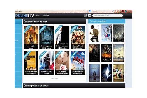 baixar gratis de flv online español latino