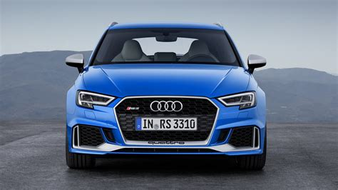 2018 Audi Rs3 Sportback Faster, Lighter, More Powerful