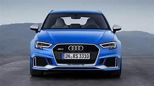 Audi Rs3 Sportback : 2018 audi rs3 sportback faster lighter more powerful ~ Nature-et-papiers.com Idées de Décoration