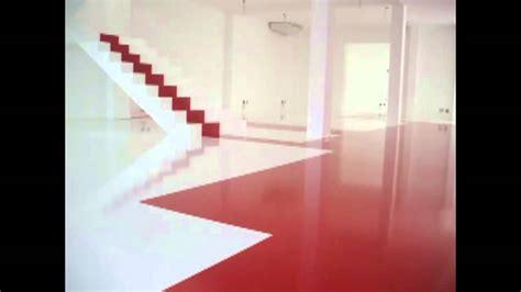 piso tinta para