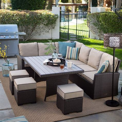 Small Outdoor Furniture Set by Wicker Patio Furniture Homebase Decorating Sets Modern