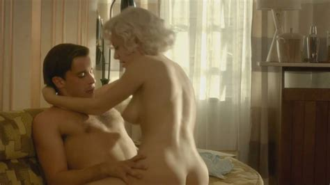 Elena Satine Nude Sex Scene In Magic City Tv Series Free
