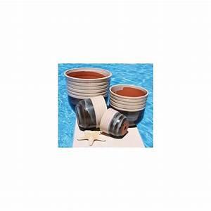 Pot En Terre Cuite émaillée : pot en terre cuite maill e massaya ciel de coton ~ Dailycaller-alerts.com Idées de Décoration