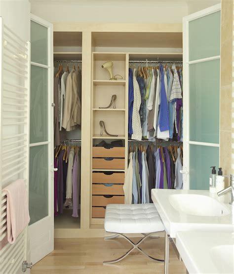 closet  bathroom design ideas