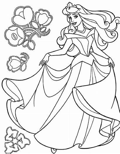 Cinderella Coloring Pages Z31