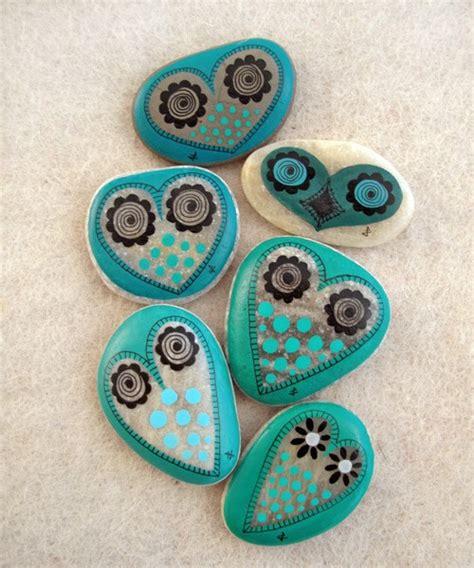 inspire bohemia painted rocks
