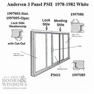 Andersen Perma-shield Gliding Door