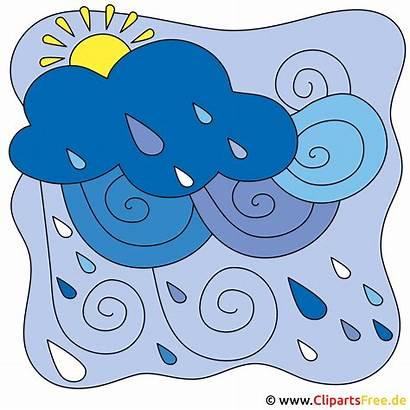 Sturm Clipart Bild Wetter Kostenlos