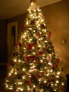 Sew What Lighting Up The Christmas Tree