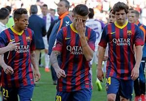 La Liga: Lionel Messi, Neymar fail as Barcelona suffer ...