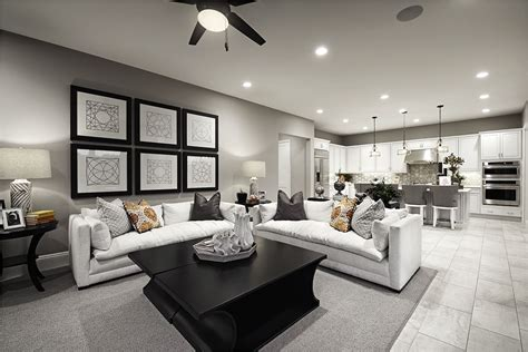Open-concept great room & kitchen made for entertaining ...