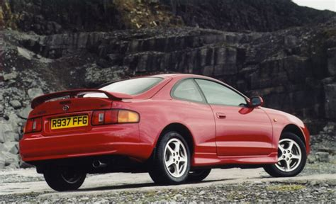 Toyota Coupes by Toyota Celica Coup 233 1994 1999 Photos Parkers