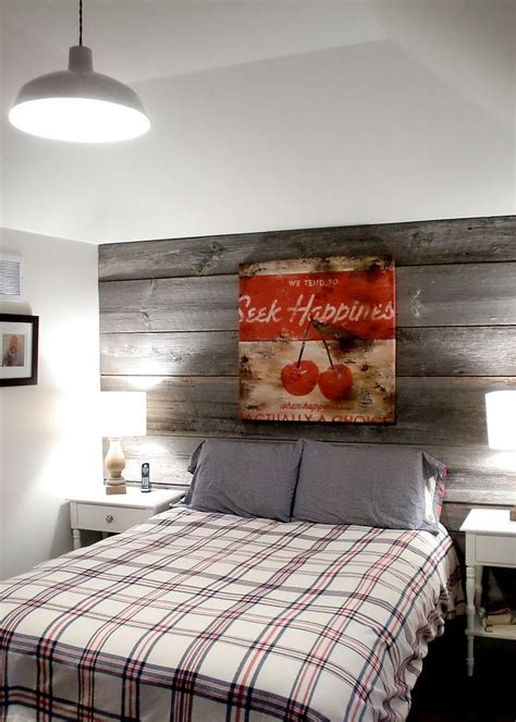Wall For Bedroom by 25 Awesome Bedrooms With Reclaimed Wood Walls