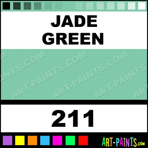 jade green colours acrylic paints 211 jade green paint