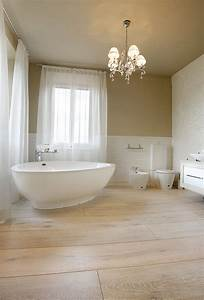 forgiarini With parquet blanc salle de bain