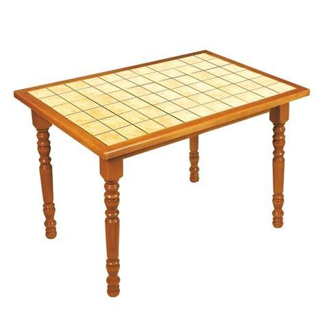 conforama tables de cuisine table cuisine carrelee 23 easyas info