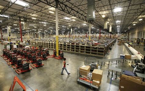 Amazon Sets Up (Really Big) Shop to Get You Your Stuff ...