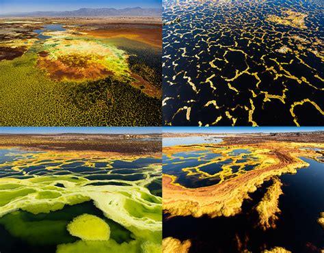 terrain alien places hottest earth ethiopia depression danakil express slideshow gazing into travel