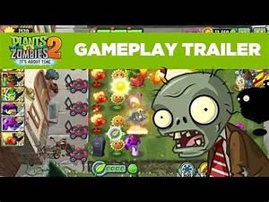 Plants Vs Zombies 2Remake Version Minecraft Project