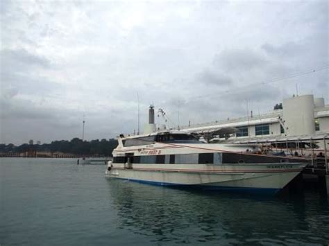 Ferry Pekanbaru Batam by Bukittinggi Maninjau Indonesia 3 Journey Day 1 2