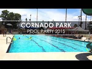 Sizzling Safe Summer 2015 - Coronado Park Pool Party - YouTube