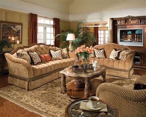 Fashion Living Room Set by Aico Living Room Set Villa Valencia Ai 728
