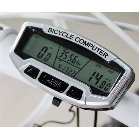 Bicycle Computer (28 Functions
