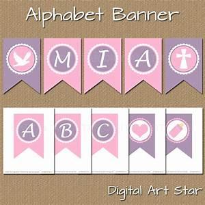 digital art star printable party decor diy printable With alphabet banner letters