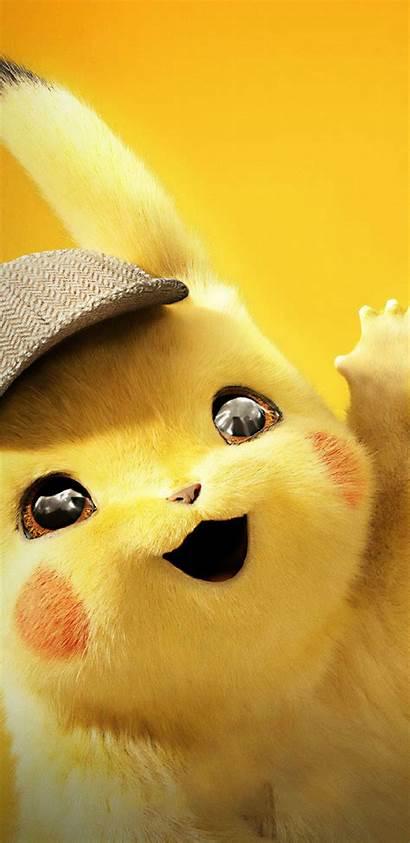 Pikachu Detective Wallpapers Pokemon Galaxy Iphone 4k