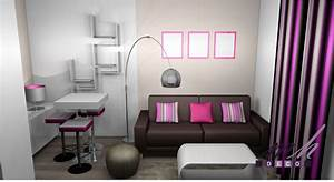 decoration salon petit espace With deco petit espace salon