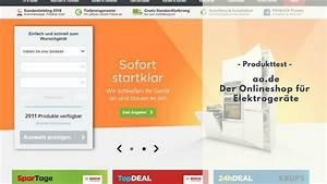 Ao De Haushaltsgeräte : der onlineshop f r elektroger te im test ~ Buech-reservation.com Haus und Dekorationen