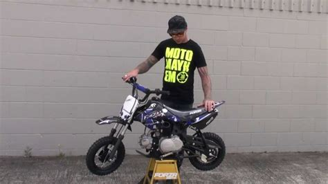 Forza Fmx70  #1 Kids Dirt Bike (forza  Nz #1 Pit Bike