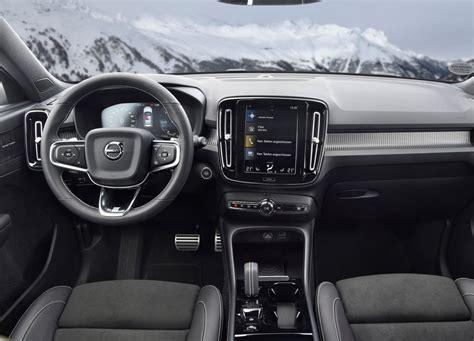 volvo xc40 interior volvo xc40 on sale in australia in april from 47 990