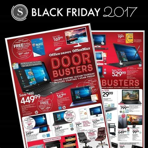 Office Depot Hours Black Friday office depot black friday ad 2018 deals store hours