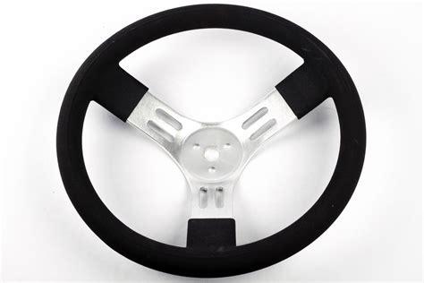Str 15″ Aluminium Lightweight Racing Steering Wheel (st202