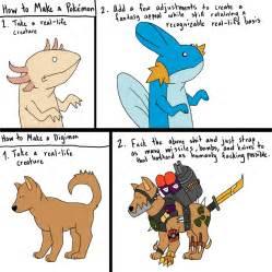 how make pokemon digimon photo
