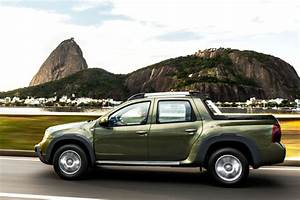 Dacia Duster Oroch : renault duster oroch double cab 2017 first drive ~ Maxctalentgroup.com Avis de Voitures