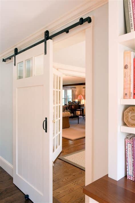 loft cottage still not sliding barn doors