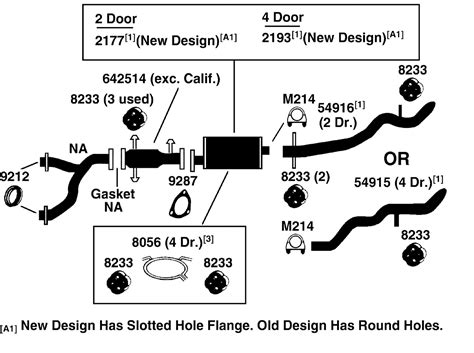 1998 Lumina Engine Diagram Exhaust by Gmc Jimmy S15 T15 Exhaust Diagram From Best Value Auto Parts