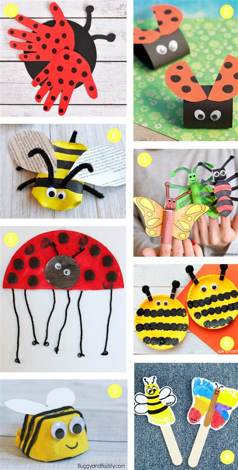 epic collection  spring crafts  kids