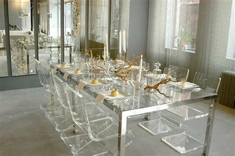 chaise transparentes chaises transparentes salle manger accueil design et
