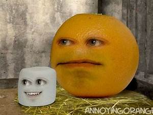 Annoying Orange - Sneezing Marshmallow (Sneezing Baby ...