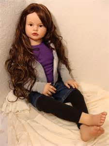 Child Size Reborn Toddler Doll