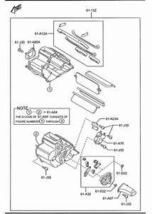 Mazda Miata Motor  Fan