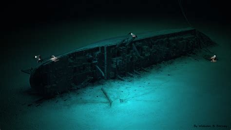 Sinking Of The Hmhs Britannic by Hmhs Britannic Atlantic Liners